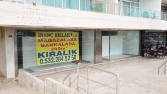 BANKALARA VE MAĞAZALARA