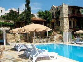 NAZAR EMLAK`TAN AKYARLAR`DA TAŞ HOTEL REF-1271