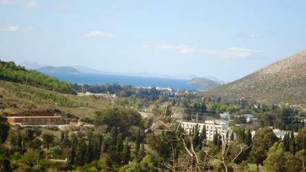 Satılık Arsa - Nazar Emlak`tan Turgutreis Akçaalan`da Doğa Manzaralı Arsala Ref-2124
