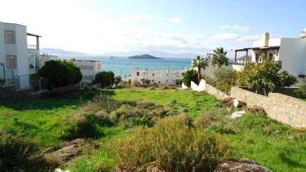 Satılık Arsa - Turgutreis Merkezde Deniz Manzaralı imarlı Arsa Ref-2158