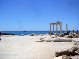 Antalya Manavgat Sidede DENİZE 300 METRE KİRALIK OTEL