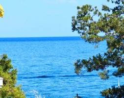Antalya Kemerde DENİZE SIFIR EŞYALI LÜKS KİRALIK DUBLEKS VİLLA