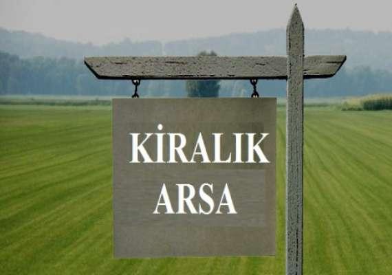 Antalya DÜZLERÇAMINDA YOLA SIFIR KİRALIK TİCARİ ARSA
