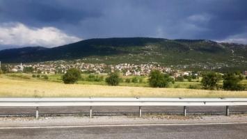 Antalya Döşemealtı DAĞBELİNDE 45 DÖNÜM SATILIK KONUT İMARLI ARSA