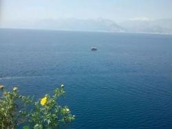 Antalya Serik Boğazak Mevkiinde Denize Sıfır YATIRIMLIK ARSA