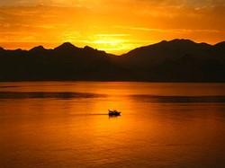 Antalya Alanyada Denize Sıfır Turizim İmarlı 225 Dönüm OTEL ARSASI