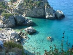 Antalya Kemerde Denize SIFIR Turizim İmarlı Otel ARSASI...!