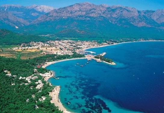Antalya Kemerde Denize 250 Metre Mesafede Satılık BUTİK OTEL