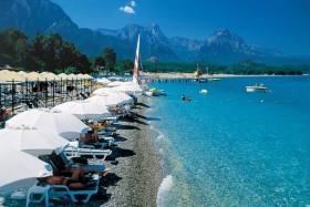 Antalya Kemerde DENİZE SIFIR SATILIK 5 YILDIZ ÖTESİ OTEL