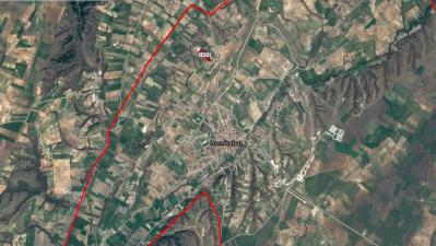 Lüleburgaz Hamitabat Köyünde  Satılık Tarla