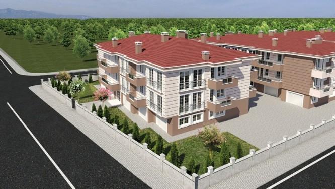Serdivan AVM de lüks dairele شقة طابقين درجة ممتازة جديدة