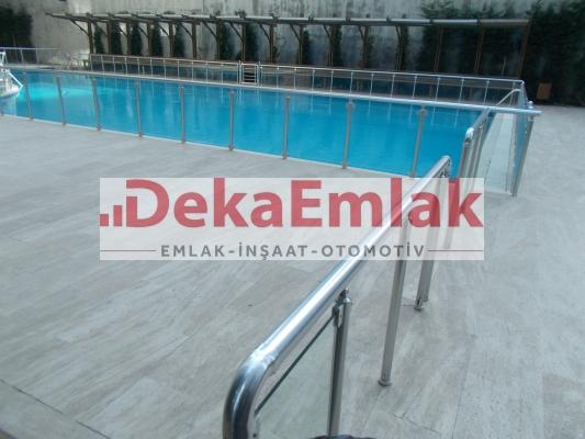 almira residance beylikdüzü satılık 1+1 balkonlu daire 190.000 TL YE