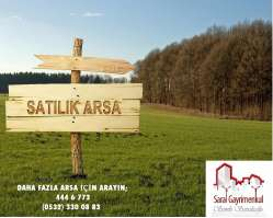 A perfect opportunity for soonest future investment..Land for sale,by the main road..