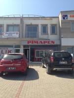 Zemlak`tan Ortakentte Ana Yol Üzeri Mağaza