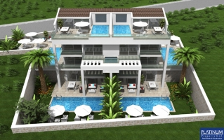 <span class='project-title text-uppercase'>LUXURY DUPLEX APARTMENTS FOR SALE IN CENTER OF KALKAN</span>