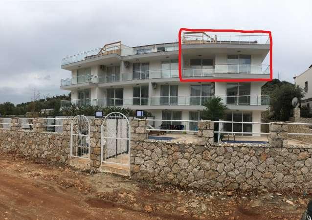 3 BEDROOM BRAND NEW DUPLEX APARTMENT FOR SALE IN KALKAN