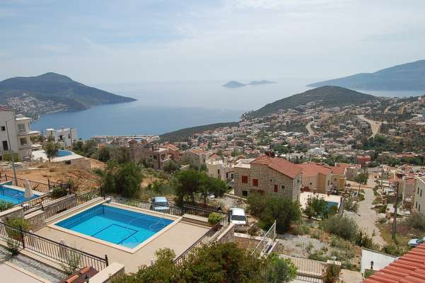 ABSOLUTE BARGAIN VILLA FOR SALE IN KALKAN WITH MAGNIFICENT SEA VIEW