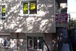 Çetinemeç bulvarında katta ön 3+1 kombili bakımlı büro