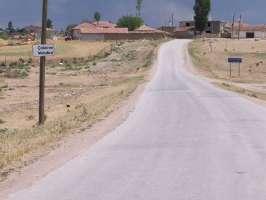 Eskişehiryolu Çokören Mah. köy üstünde kadostro yoluna cepheli 28.000m2 Arsa