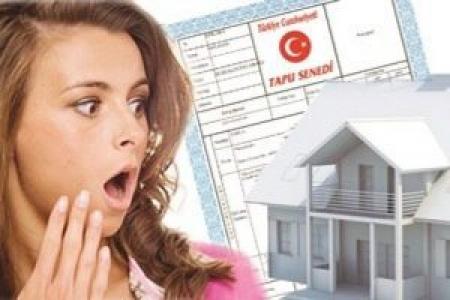 Eviniz komşunuza ait çıksa ne yapardınız?