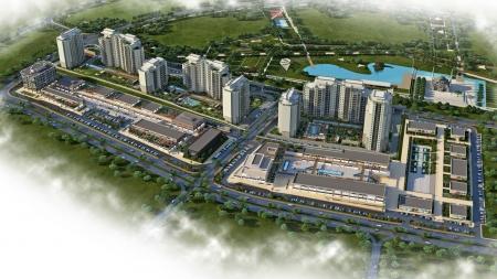 Çevreci proje 'Bahçekent Flora` Başakşehir`de yükseliyor