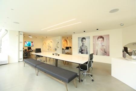 Sanatla her an iç içe yenilikçi bir ofis