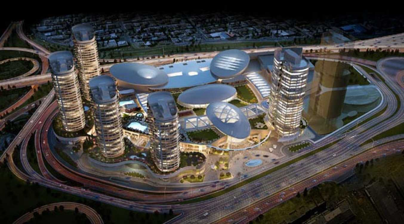 Mall of istanbul sales office ares architecture - Mall Of Istanbul Residence Mall Of Istanbul Residence