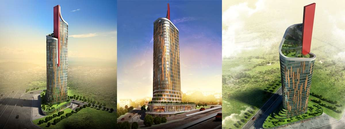 ALMİNA TOWER İSTANBUL