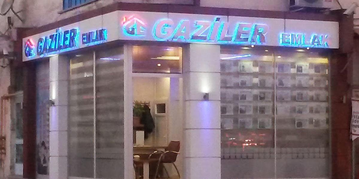 www.gazileremlak.com Gaziler Emlak İsmimiz Referansımızdır..!