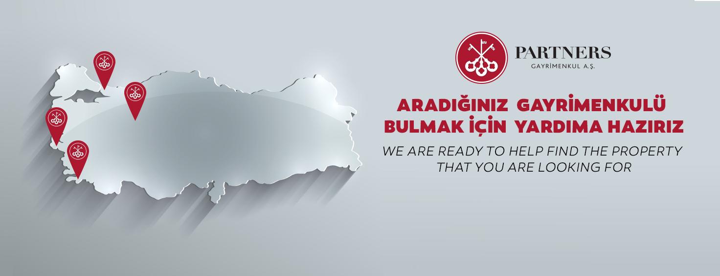 partners.com.tr PARTNERS GAYRİMENKUL A.Ş.