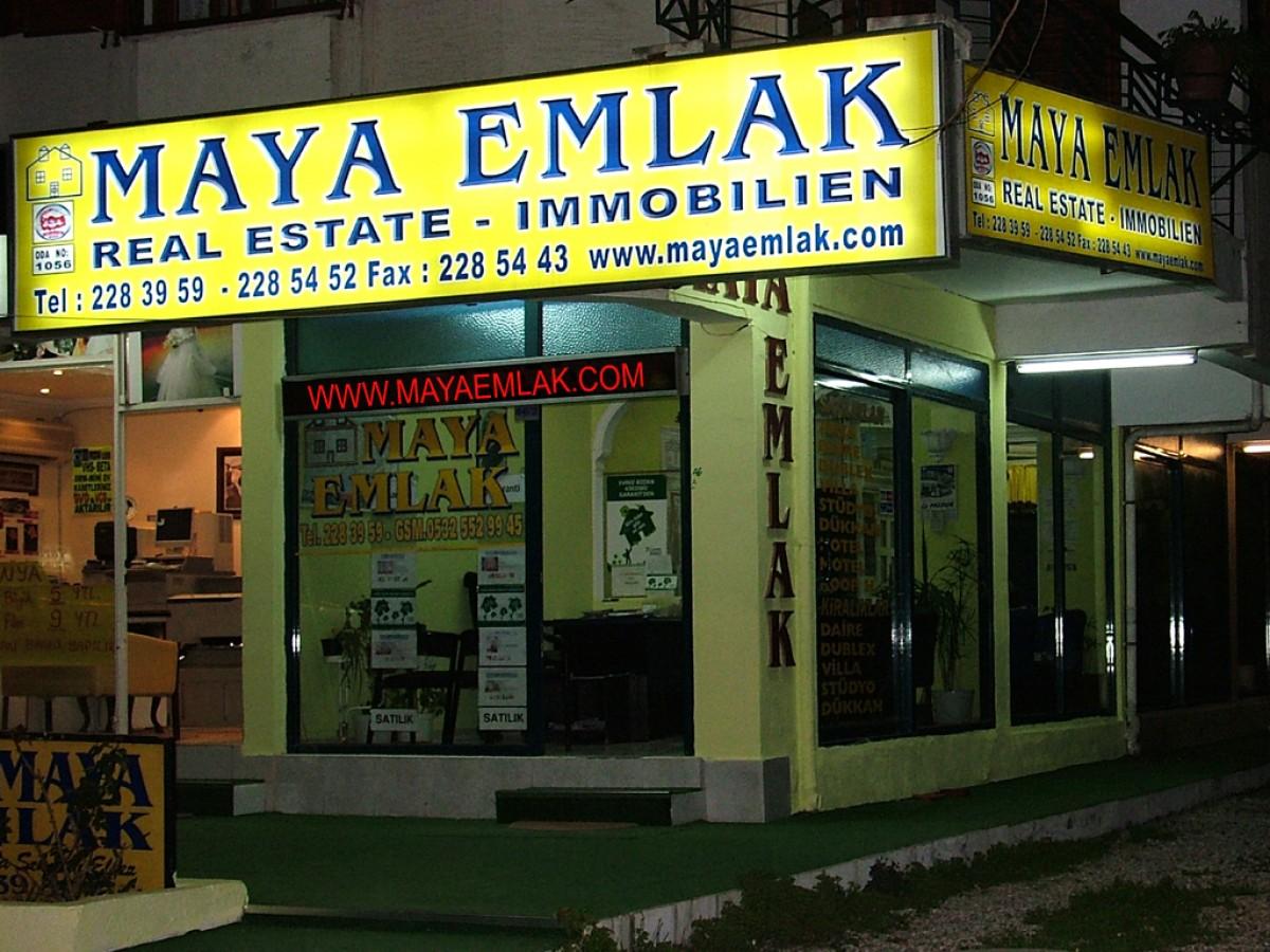 www.mayaemlak.com MAYA EMLAK ANTALYA