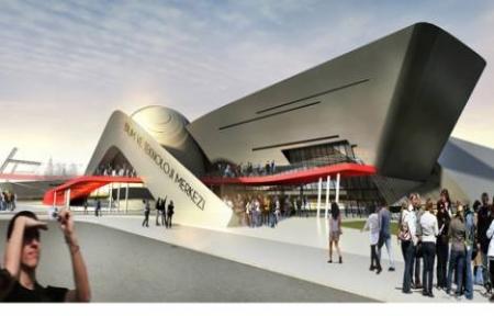 Kayseri Bilim Merkezinin inşaatı iki ay içinde bitecek!