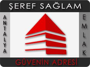Antalya Şeref SAĞLAM EMLAK logo