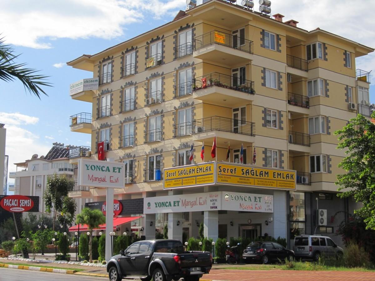 www.serefsaglamemlak.com Antalya Şeref Sağlam Emlak