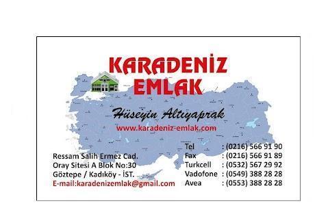 KARADENİZ EMLAK logo